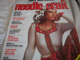 Ladies' Home Journal Needle & Craft For The Creative Woman Fall/Winter 1974 - $15.00