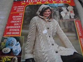 McCall's Needlework & Crafts Fall/Winter 1975/1976 - $14.00