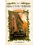 The Princeton Murders by Ann Waldron - Signed by author - $4.00
