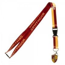 Harry Potter Gryffindor School ID Badge Holder Keychain Lanyard - $12.00
