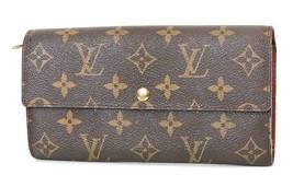 Authentic LOUIS VUITTON Sarah Long Wallet Monogram Zippered Coin Purse #... - $332.00