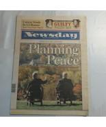 Newsday October 24 1995 Clinton Yeltsin Planning Peace Selena DEAD MURDE... - $99.99