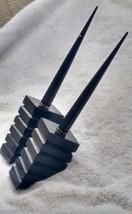 Prelude Unique Sheaffer Desktop Set Roller & Fountain Pen Made In USA - $108.16