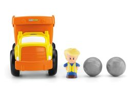 Fisher Price Little People Dump Truck - BDY81 - New image 5