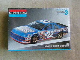 FACTORY SEALED Sterling Martin's #22 Maxwell House Thunderbird   #2942 - $8.41