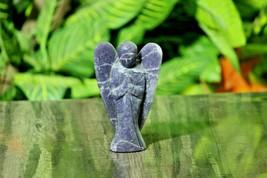 125MM Natural Lepidolite Angel Chakra Healing Crystal Reiki Aura Gardini... - $140.00