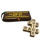 Jumbo Zip-It Word Board Game - $42.00