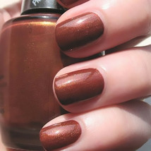 OPI Nail Polish * TALK OF THE TOWN BROWN * SR 6R1 * The last bottle - $28.66