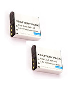 TWO 2X GB-60 Batteries for GE General Imaging Power Pro X600 Digital Camera - $22.43