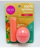 EOS 100% Natural Organic Shea Lip Balm Honey Stick & Sphere - $9.85