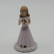 ENESCO Growing Up Birthday Girls Age 9 Dress 1982 Vintage.   - $13.00
