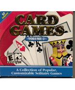COSMI Card Games Vol. 2 (Windows) [Windows] - $2.25