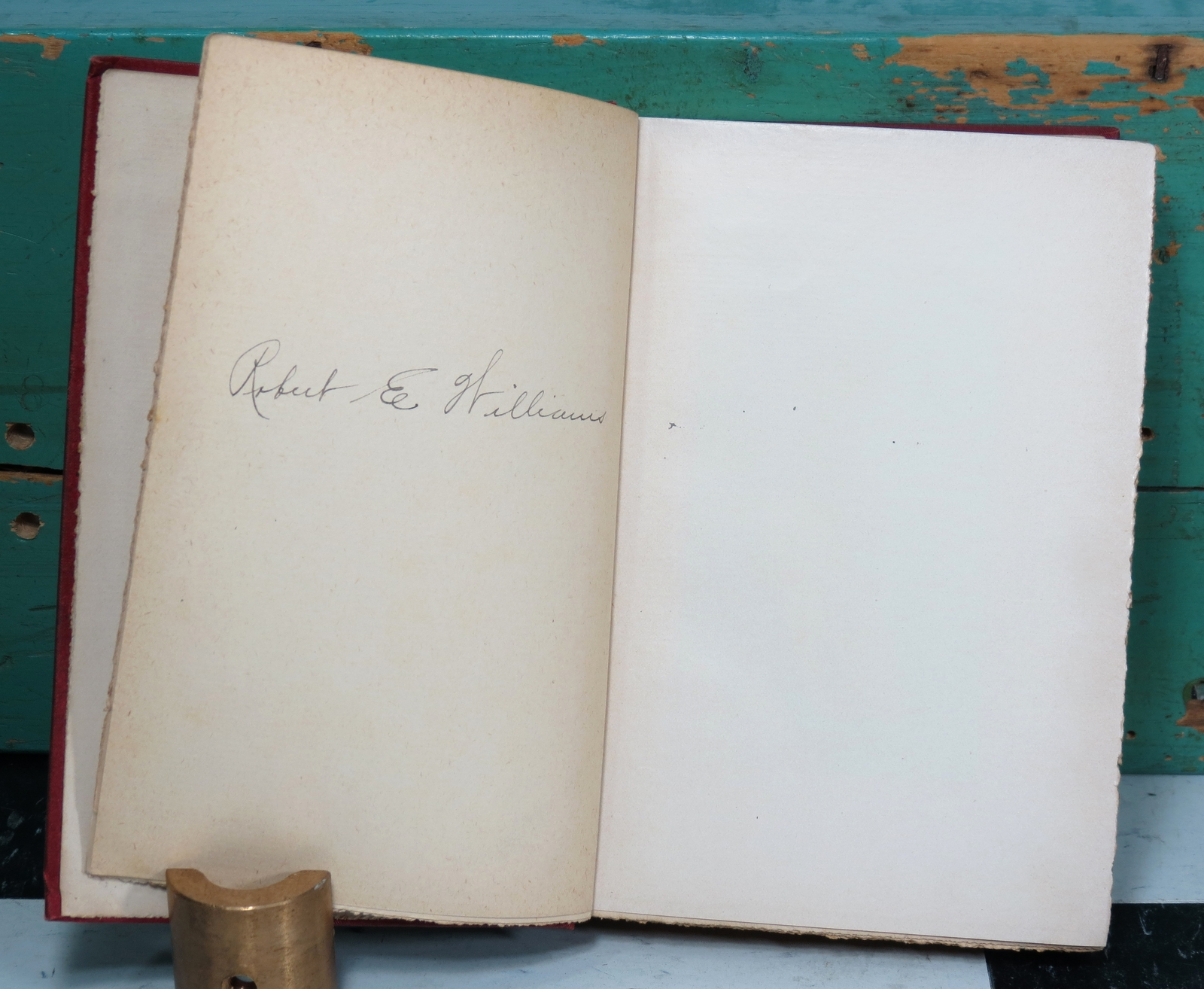 Antique Book Armageddon A Tale of Love War and Invention Stanley Waterloo 1898