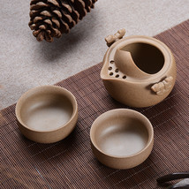 TWND Chinese Kung Fu Ceramic Tea Pot Cup Set Creative - $35.95
