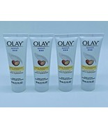 Lot of 4 Olay Quench Ultra Moisture Body Lotion, Shea Butter, 1.7 fl oz - $16.82
