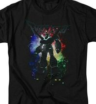 Voltron t-shirt retro 80's anime family TV series graphic tee DRM330 image 3