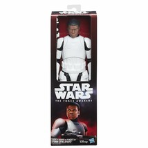 Finn (FN-2187) Star Wars The Force Awakens Action Figure by Hasbro NIB D... - $22.27