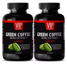Green coffee natural-GREEN COFFEE BEEN EXTRACT-Cardiovascular Health car... - $22.40