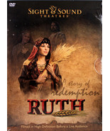Ruth A Story of Redemption NEW DVD Filmed Live Audience Sight & Sound Theater - $22.55