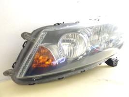 2008 2009 2010 2011 2012 Honda Accord Sedan Lh Driver Headlight Oem 32 - $58.20