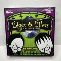 Edgar & Ellen Scavenger Hunt DVD Board Game,  Become The Ultimate Pranks... - $12.99