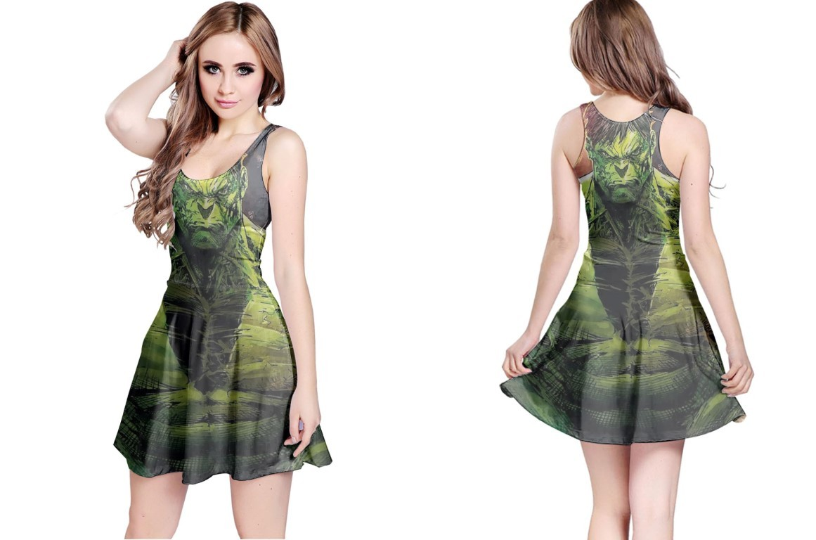 Primary image for Reversible Dress hulk close up image
