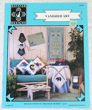 Daystar Designs Vanished Art Cross Stitch Pattern Book - $5.50