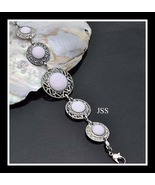 Fancy White Gem Bracelet - $13.98