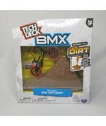 Tech Deck BMX Dirt Jump Bike Kinetic Sand BMX Dirt Bike NEW 6+ Age - $24.95
