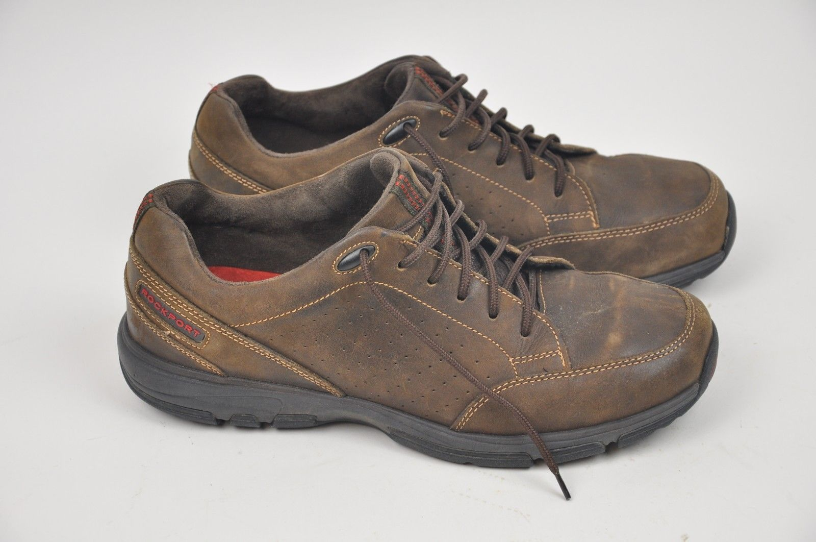 f285077765 Men s Leather ROCKPORT XCS Make ur Path Lace and 50 similar items