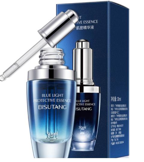 Blue Light Hyaluronic Acid Protective Facial Essence Nourishing Moisturizing Ser - $19.99