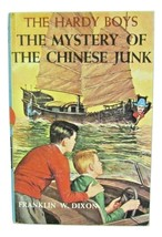 The Hardy Boys The Mystery of the Chinese Junk Franklin W. Dixon  #39 89... - $10.40