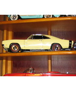 1969 Dodge Charger R/T Coupe Danbury Mint Diecast Model - $95.00
