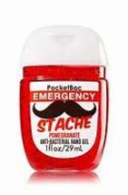 Bath & Body Works Pocketbac Emergency Stache 1oz Anti-bacterial Hand Gel - $2.25