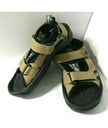 Footjoy Ladies Cooljoys Golf Sandals Womens Sz 6 Medium Adjustable Fit S... - $26.68