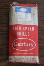 "Century Drill & Tool Co. 1/2"" Drill Bit 6Pk No.22132 - $18.89"
