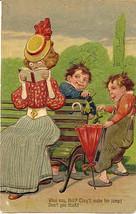 Feeling Froggy Paul Finkenrath of Berlin Vintage Post Card - $8.00