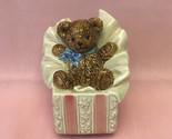 Vintage otagiri let me be your teddy bear music box thumb155 crop