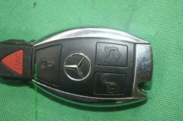 Mercedes Ignition Start Switch Module & Key Fob Keyless Entry Remote 2095451908 image 6