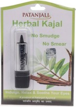 Patanjali Herbal Kajal 3 gm  (Black) - $15.04
