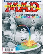 Mad Magazine Color Classics #6 Sept 2002 Collectible Comic Book  - $19.95