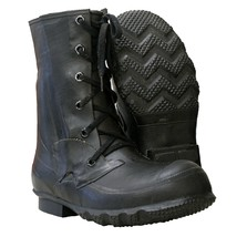 Original Genuine US Army Mlitary Combat Insulated Rubber Mickey Mouse Boots - $24.90