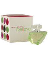 Believe EDP Britney Spears Perfume Spray Women Cologne 50mL - $21.98
