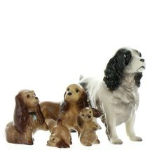 Hagen Renaker Miniature Dog Cocker Spaniel Mama Ceramic Figurine image 7