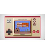 Nintendo Game & Watch Super Mario Bros New Official Original - $89.99