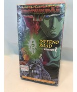Urotsukidoji IV Inferno Road Episode 1 VHS Anime - $13.30