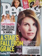 People Magazine Apr 29 2019 Lori Loughlin, Meghan's Baby Plan, Val & Jen... - $5.95