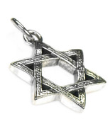 Gerochristo 3228 -  Star of David Sterling Silver Pendant  - $83.00