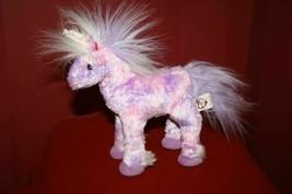 "Ty Beanie Babies ""STARGAZER the Unicorn 2006 Sparkly Plush Stuffed Anima... - $8.36"