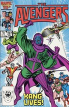 The Avengers #267 (May 1986, Marvel) NM - $1.99